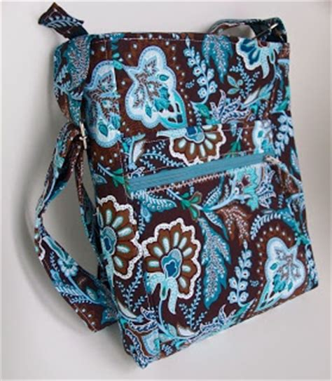 free pattern hipster bag two zip hipster bag pattern review sewing pinterest