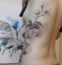 White Magnolia Flowers - 목련 꽃 타투 by 타투이스트 리버 magnolia flower tattoo 목련 타투 꽃