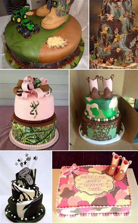 Camouflage Decorations For Baby Shower by Camo Baby Shower Ideas Baby Shower Ideas