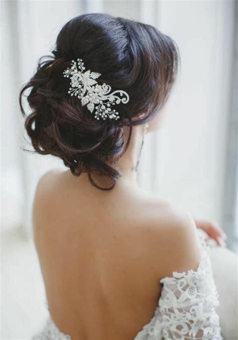 Hochzeitsfrisur Offen Selber Machen by Brautfrisuren Offen Halboffen Oder Hochgesteckt 100