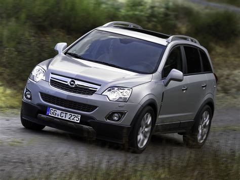 opel suv antara 2016 opel antara rendered based on new buick suv