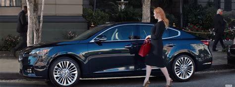 Kia Cadenza Model In Ad Kia Of Irvine Official