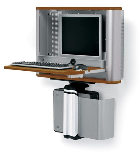 Anthro Computer Desk by Anthro Enook Wall Mount Workstation