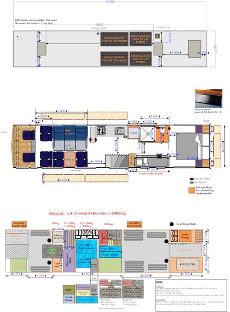 bus motorhome floor plans best 25 motorhome conversions ideas on pinterest van