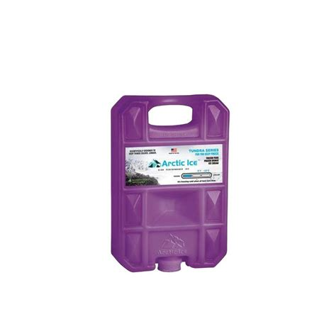 Lunch Box Series arctic tundra series lunch box size freezer pack 5 degrees f 1201 the home depot