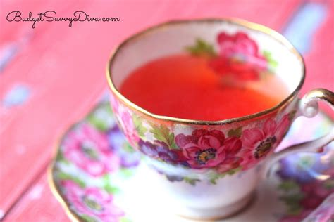 Cranberry Detox Tea by 15 For You Teas And Infusions For A Healthy New Year