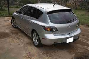 2006 mazda 3 hatchback gas mileage