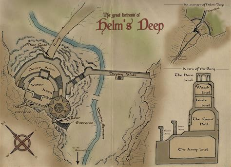 Floor Plan Scale tolkiens legendarium why was the breaking of the wall of