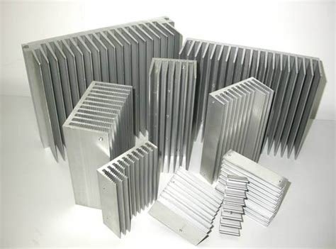 heat sink extrusion aluminum heat sink thermal compounds aluminum extrusion