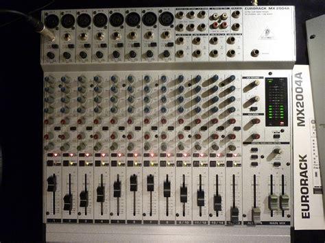 layout pcb mixer behringer behringer eurorack mx2004a image 483823 audiofanzine