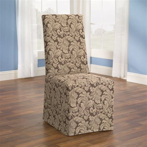 Dining Table Chair Covers Uk Slipcovers For Dining Room Chairs That Embellish Your