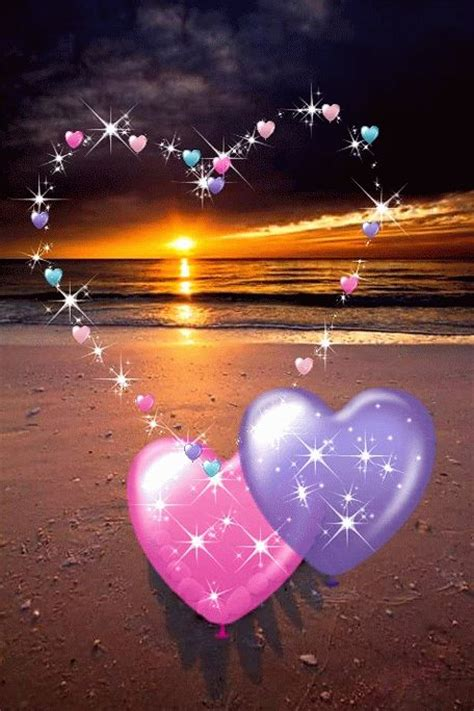 imagenes hermosas en movimiento hoy les traigo estas imagenes bonitas de corazones con