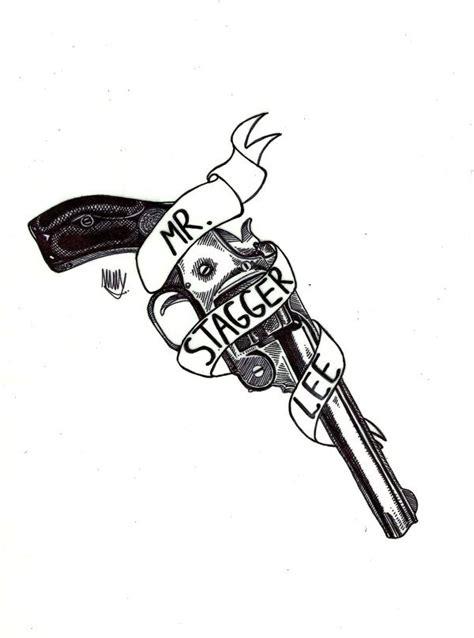 murder tattoo designs design stagger murder ballads nick cave