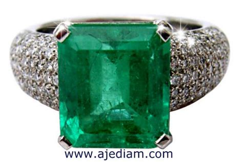 Emerald Fresh Green relatively large emerald rings tt63 advancedmassagebysara