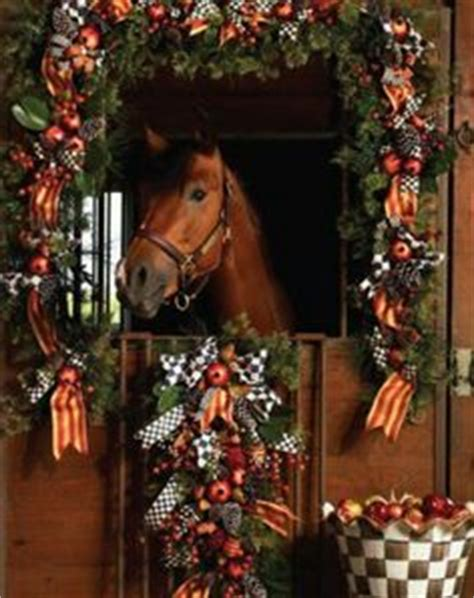 decorating a steel barn for christmas 1000 images about equine decor on bits horses and equestrian