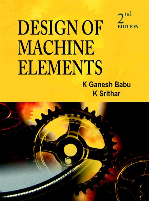 design of machine elements juvenile engineering books of gtu 2018 dodge reviews