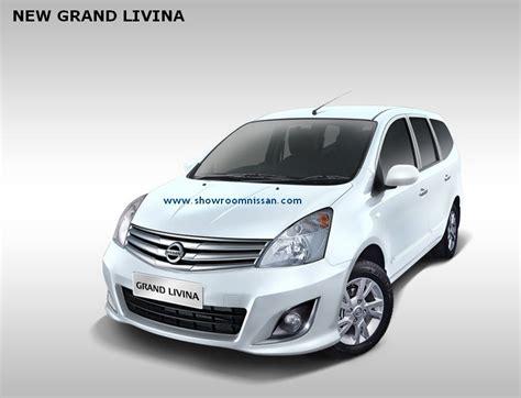 Garnis Depan Grand All New Livina 1 tipe tipe dan harga nissan new grand livina dealer nissan jakarta pusat penjualan kredit