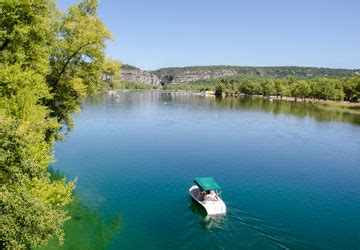 electric boat verdon the verdon gorges a site not to be missed during your