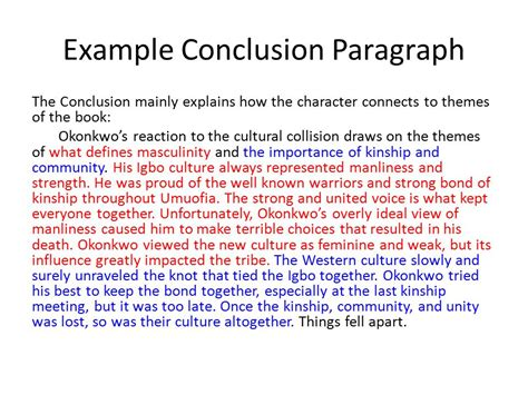 how to end a book report how to write a conclusion for a book report 28 images