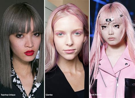 spring 2015 hair color trends for women spring summer 2016 hairstyle trends fashionisers