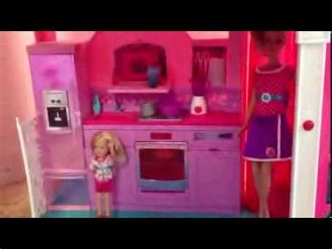 barbie house tour my barbie dream house tour youtube