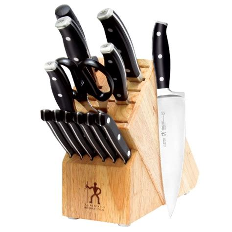 Henckels Premio 14 pc. Metal Cap Knife Set : Target