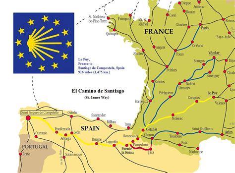 camino de santiago percorso il cammino di santiago francese cammini d europa