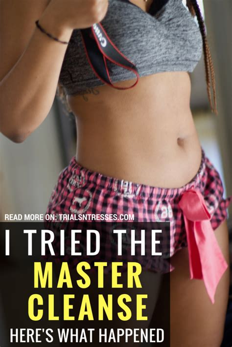 What Happened To Detox by I Tried The Master Cleanse And Here S What Happened