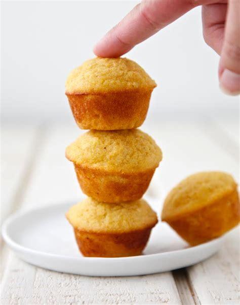 mini corn muffins mini cornbread muffins recipe dishmaps