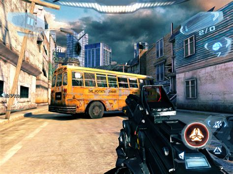 Gamis Nava n o v a 3 is the best shooter on ios but it s still not