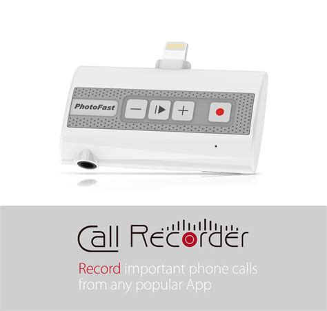 mobile call recorder photofast call recorder