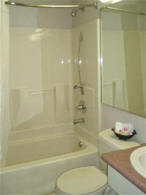 Basic Bathroom by Clean Basic Bathroom Picture Of Econo Lodge Ozone Park