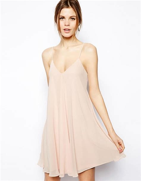 cami swing dress asos asos cami swing dress