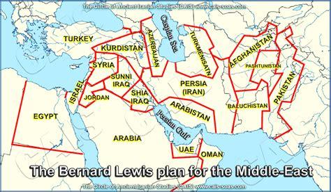 middle east map new bernard lewis positivism