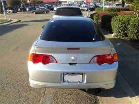 auto air conditioning repair 2002 acura rsx parental controls purchase used 2002 acura rsx type s satin siliver metallic clean title oem jdm m t 6 speed in