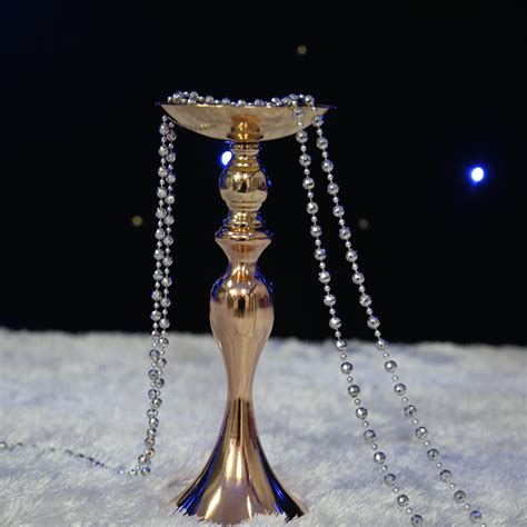 Gold Candle Holders For Wedding by Gold Color Metal Candle Holder 30cm 47cm 73cm 120cm