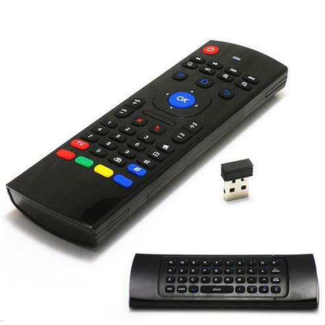 Usb Tv Box 2016 usb wireless keyboard remote air mouse for pc