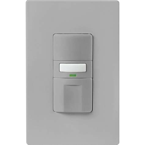indoor light sensor switch defiant wireless indoor motion activated light control ez