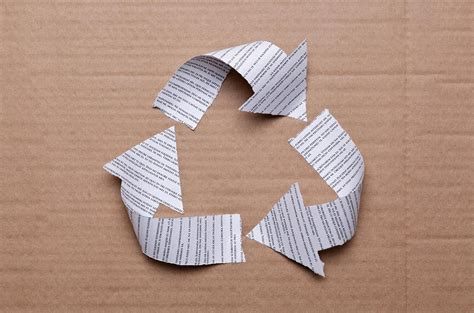 Recycle Paper - the benefits of paper recycling