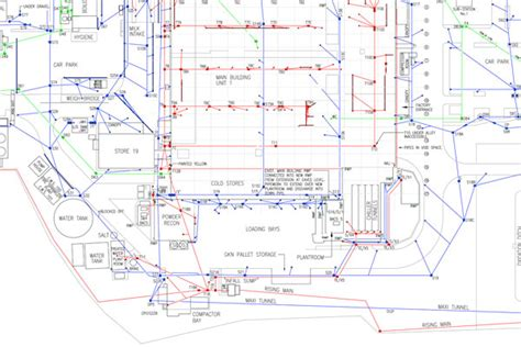 drainage layout my house stivel site underground drainage