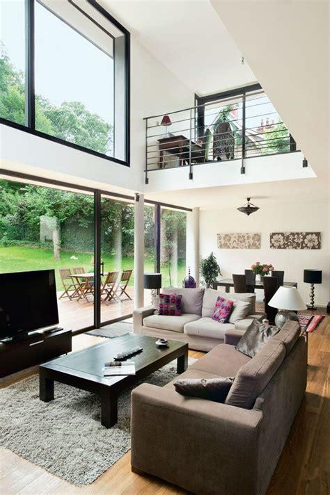 Interieur Maison Moderne Salon by Une Maison Moderne Qui Invite Le Jardin 224 L Int 233 Rieur