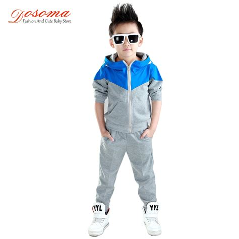 boys laundry clothes boys 2016 baby boys autumn hoodied coats and jackets set korean fashion