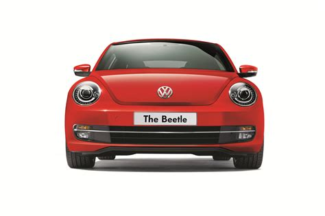 volkswagen beetle front view volkswagen beetle 1 2 tsi updated with two trims