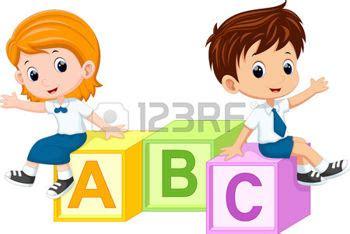 imagenes niños jugando caricaturas ni 241 os felices caricatura dos estudiantes sentados en los