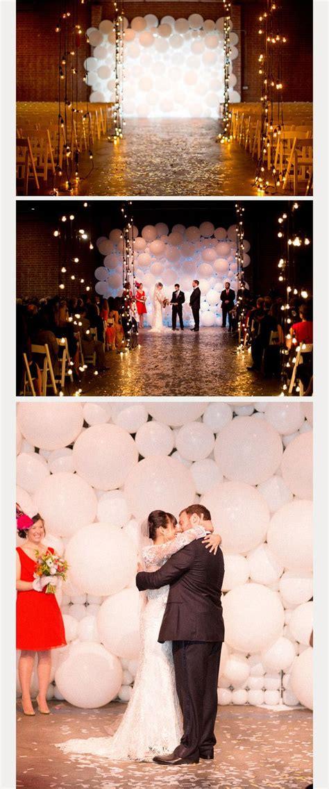 awesome balloon wedding ideas wedding balloon