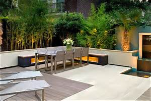 Small Contemporary Garden Design Ideas Rooftop Garden Design Ideas Modern Design By Moderndesign Org