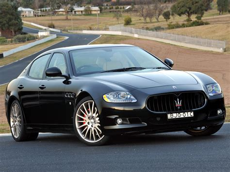 2009 maserati quattroporte 2009 maserati quattroporte photos informations articles