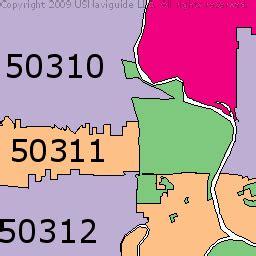 zip code map des moines west des moines zip code map my blog