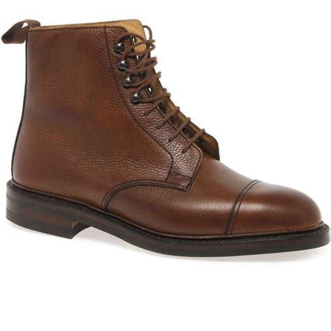 jones mens boots crockett and jones coniston formal boots lace up charles