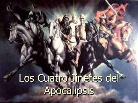 los cuatro jinetes del los cuatro jinetes del apocalipsis 2 0